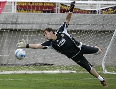 Este é Casillas