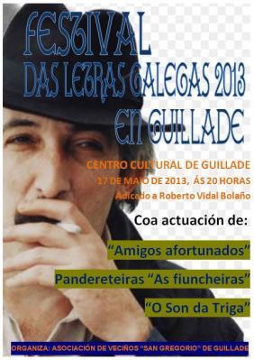 Música para as Letras Galegas