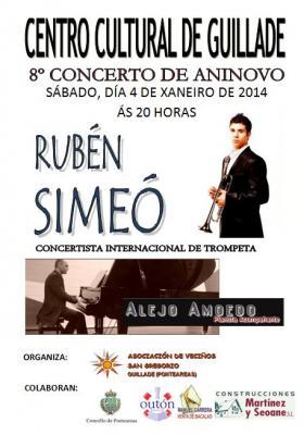 Concerto de Aninovo 2014