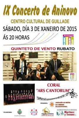 Concerto de Aninovo 2015