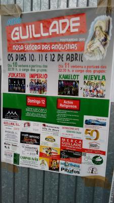 Festas das Angustias 2015