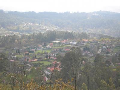 O rural en Ponteareas