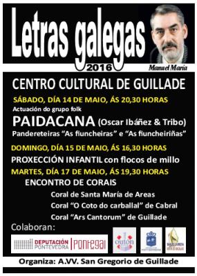 """ACTIVIDADES """"LETRAS GALEGAS"""""""