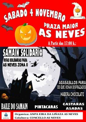 Xornada Solidaria con As Neves